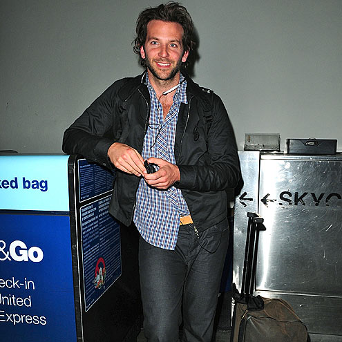 BAGGAGE BOY photo | Bradley Cooper
