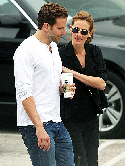 BACK TOGETHER photo | Bradley Cooper, Julia Roberts