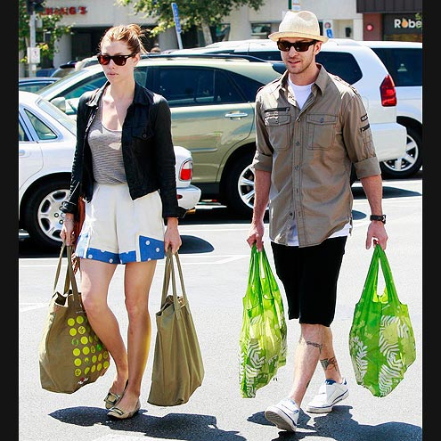 FULLY STOCKED photo | Jessica Biel, Justin Timberlake