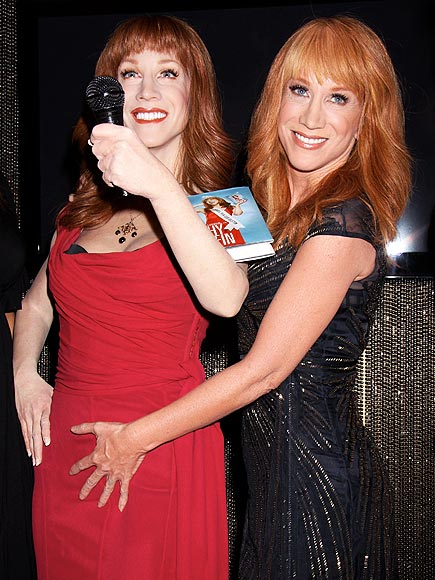 WAX ON photo | Kathy Griffin
