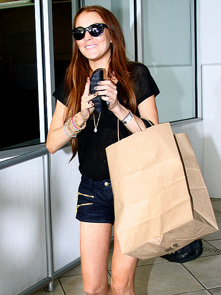 HAPPY MEAL photo | Lindsay Lohan