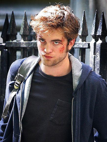 BLOODY BLOKE photo | Robert Pattinson