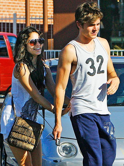 TAKING THE LEAD photo | Vanessa Hudgens, Zac Efron