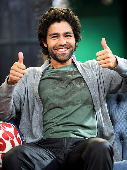 SIGN OF APPROVAL photo | Adrian Grenier