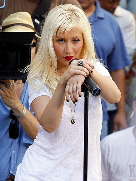 BACK TO BASICS photo | Christina Aguilera