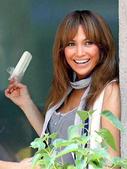 ICE QUEEN photo | Jennifer Lopez