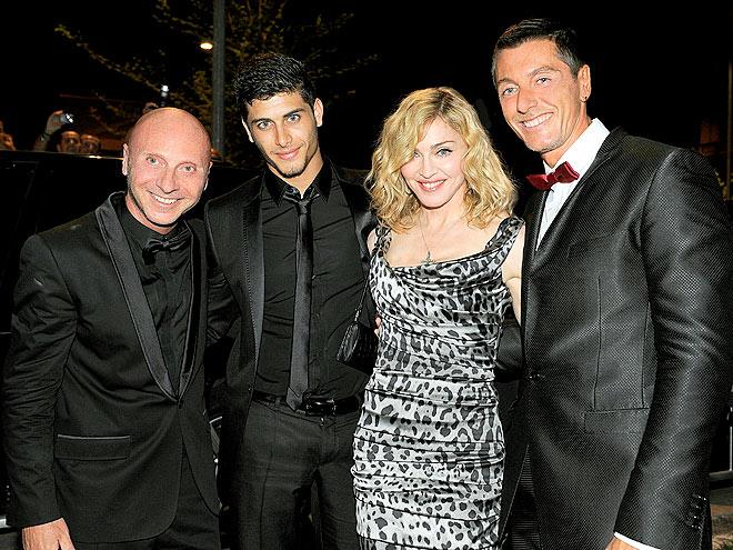 THREE MEN & A LADY photo | Madonna