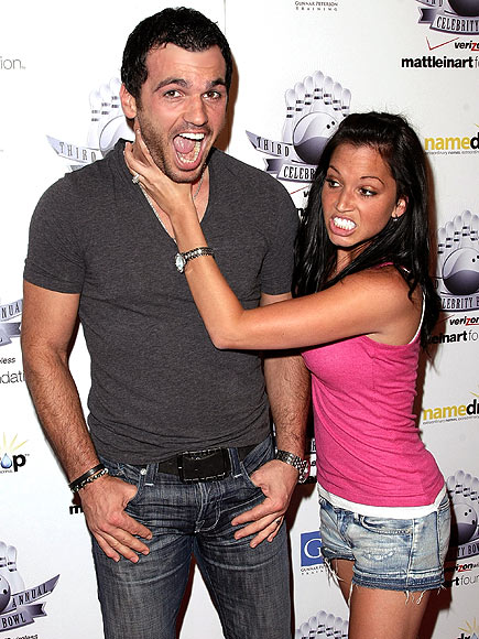 GET A GRIP! photo | Melissa Rycroft, Tony Dovolani