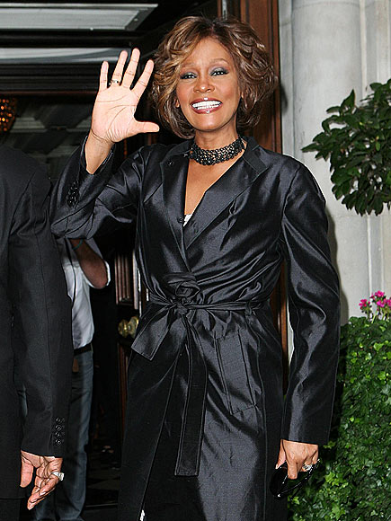LISTEN UP photo | Whitney Houston