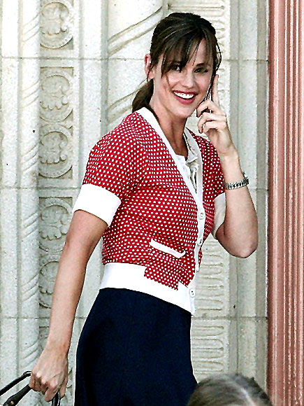 CALL TIME photo | Jennifer Garner