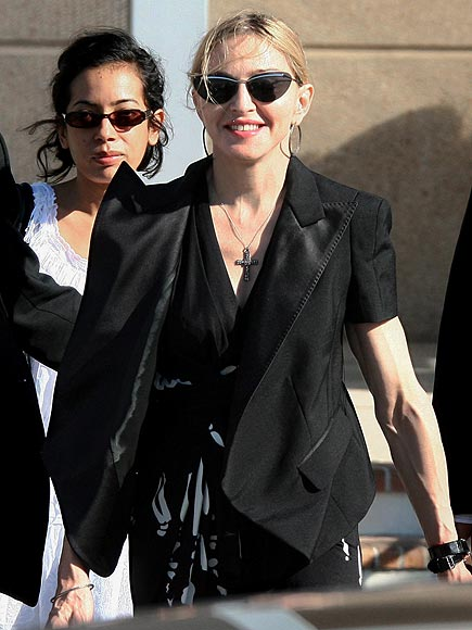 MADONNA IN MARSEILLES photo | Madonna