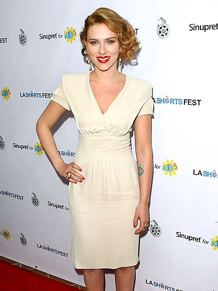 HIP STAR photo | Scarlett Johansson