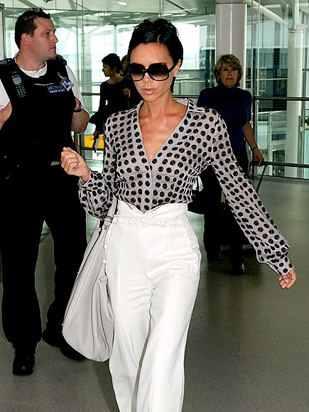 SEEING SPOTS  photo | Victoria Beckham