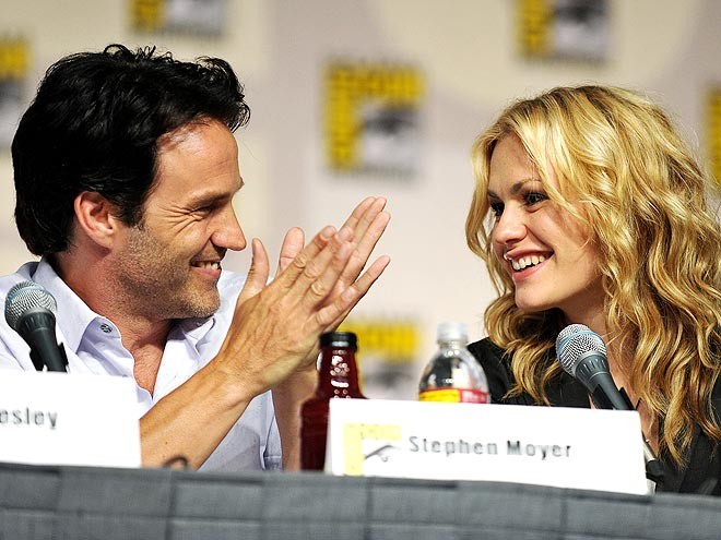 LOOK OF LOVE photo | Anna Paquin, Stephen Moyer