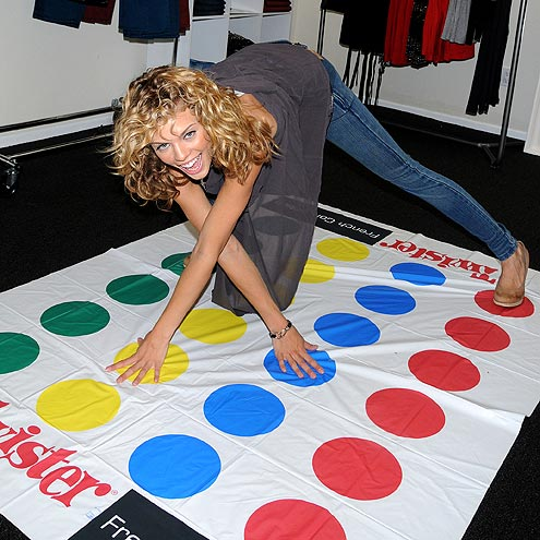 SHE'S GAME photo | AnnaLynne McCord