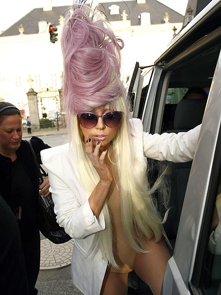 HAIR RAISER photo | Lady Gaga