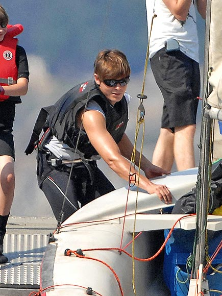 READY TO LAUNCH photo | Zac Efron