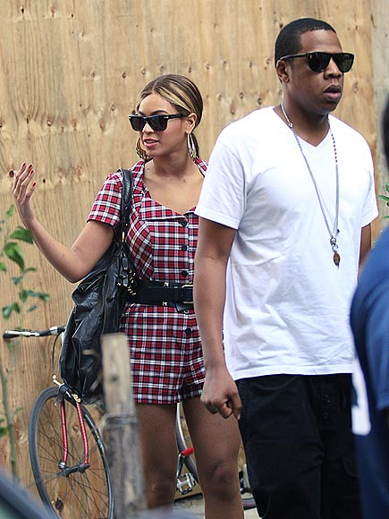 LUNCH RUSH photo | Beyonce Knowles, Jay-Z