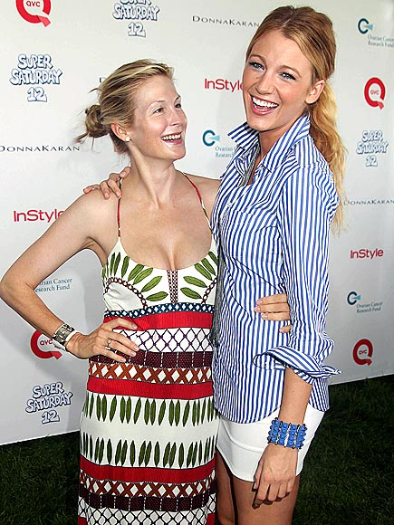 FAMILY REUNION photo | Blake Lively, Kelly Rutherford
