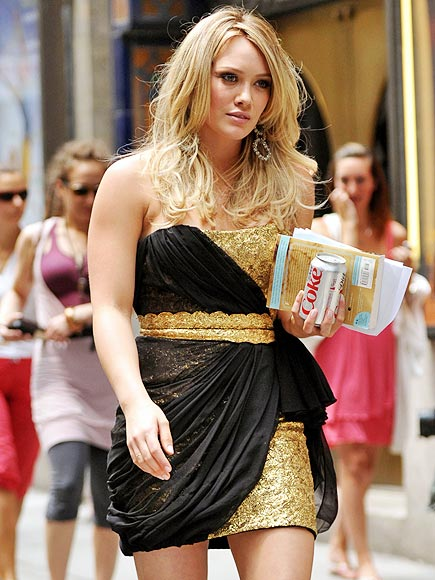 STAY GOLD photo | Hilary Duff