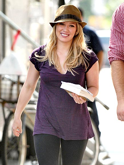 FRESHMAN YEAR photo | Hilary Duff