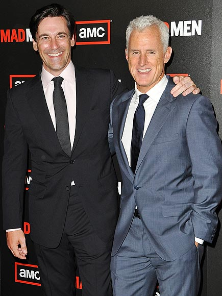 SUPPORTING ACTORS photo | John Slattery, Jon Hamm
