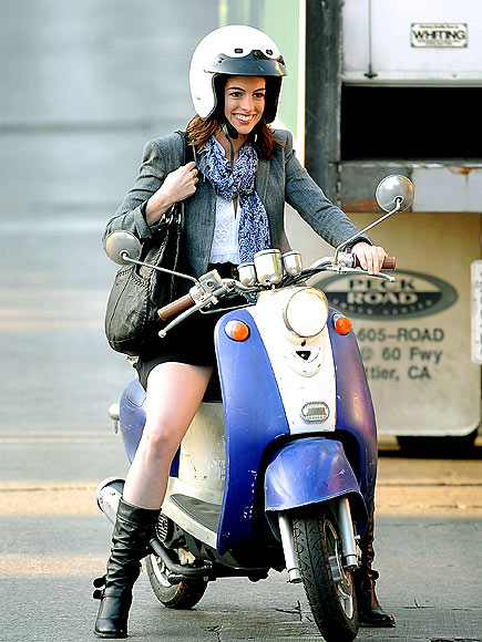 BORN TO RIDE photo | Anne Hathaway
