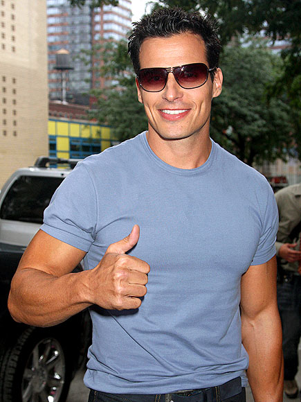 A-OK photo | Antonio Sabato Jr.