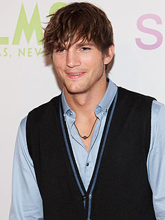 Ashton Kutcher Spray Paints Vegas Casino Roof