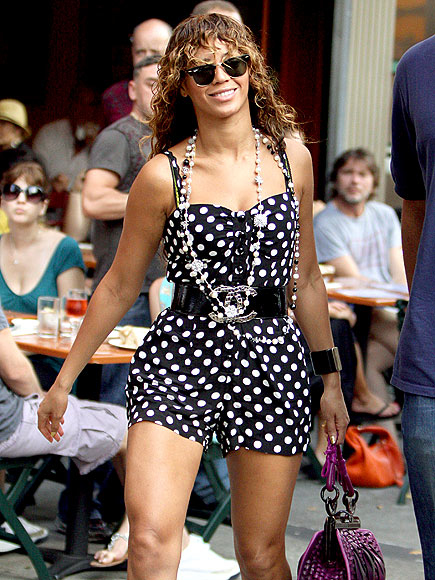 SEEING SPOTS photo | Beyonce Knowles