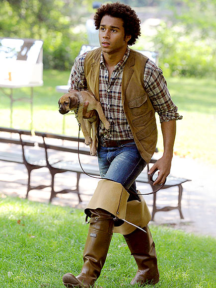 VEST ACCESSORY photo | Corbin Bleu