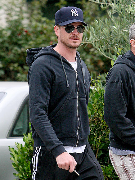 GOING UNDERCOVER photo | Eric Dane