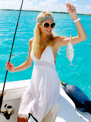 Paris: Something's Fishy! | Paris Hilton