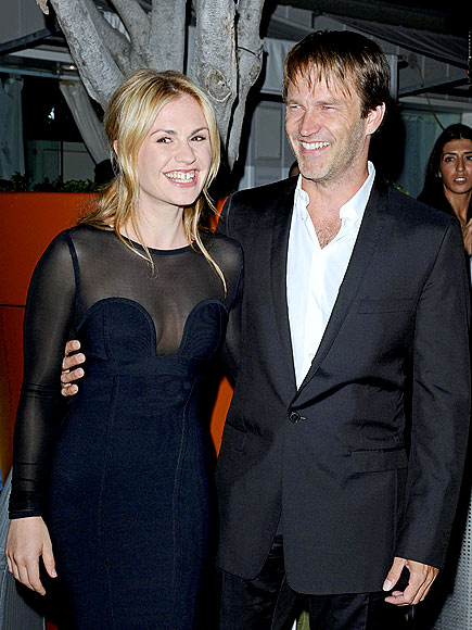 MIX AND MATCH photo | Anna Paquin, Stephen Moyer