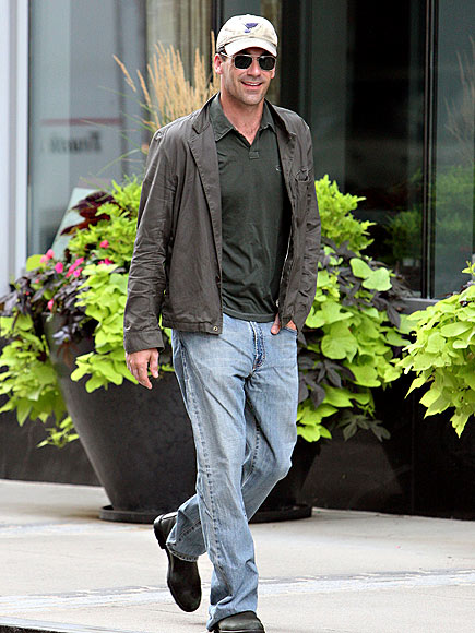 'MEN' AT WALK photo | Jon Hamm