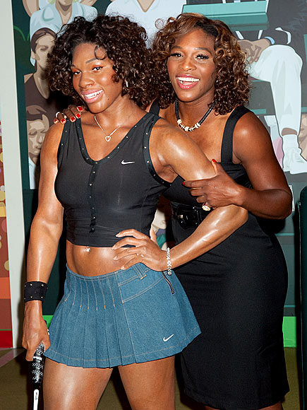 THE WILLIAMS SISTERS photo | Serena Williams