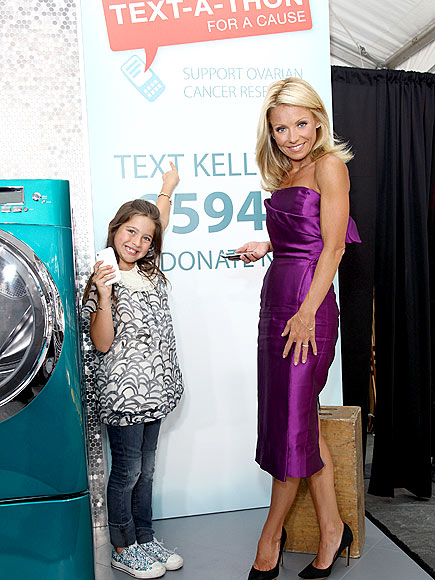 TEXT KELLY photo | Kelly Ripa