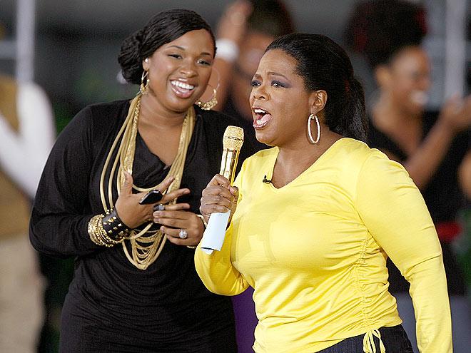 Jennifer Hudson to kick-off Oprah's 24th season