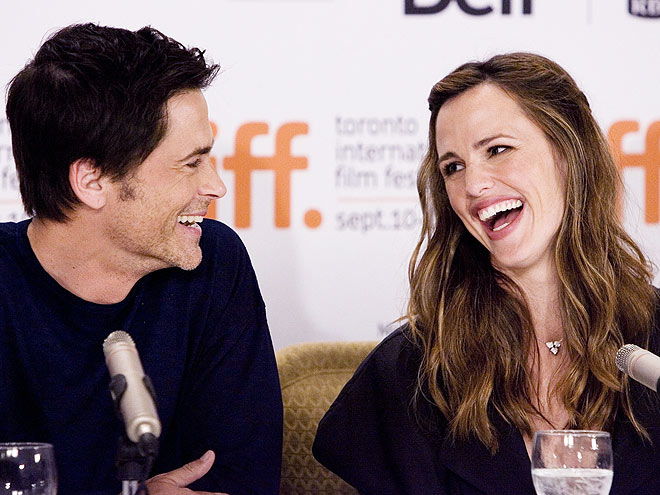 JUST FOR LAUGHS photo | Jennifer Garner, Rob Lowe