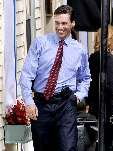 LEAN BACK photo | Jon Hamm