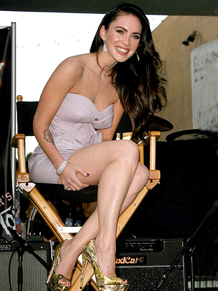 FAN FAVORITE photo | Megan Fox