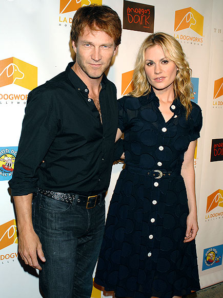 PUPPY LOVERS photo | Anna Paquin, Stephen Moyer