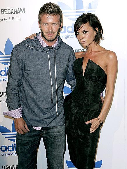 DESIGNING DUO photo | David Beckham, Victoria Beckham