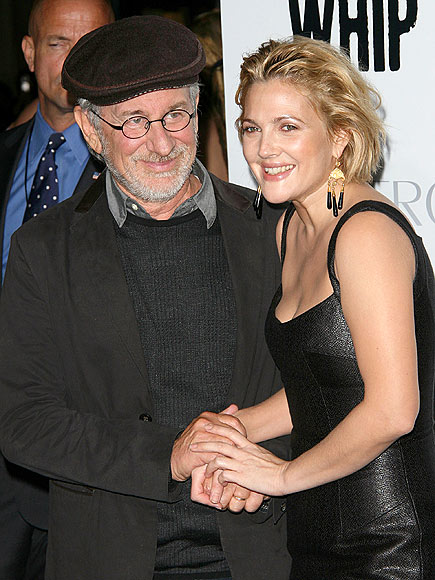 DIRECTORS' CIRCLE photo | Drew Barrymore, Steven Spielberg
