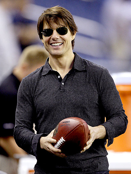GAME TIME photo | Tom Cruise