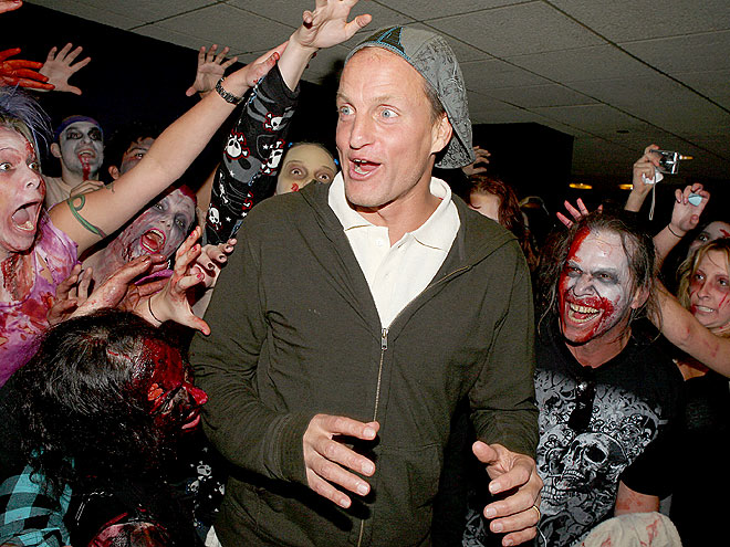 ZOMBIE BAIT photo | Woody Harrelson