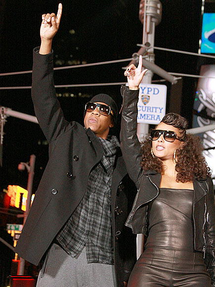 VIDEO STARS photo | Alicia Keys, Jay-Z