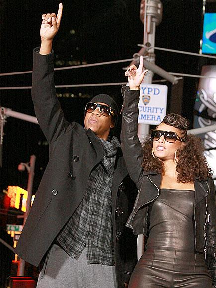 VIDEO STARS photo | Alicia Keys, Jay-Z