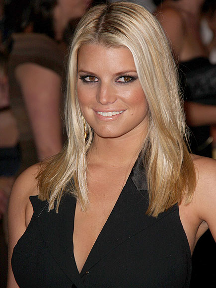 GALA GIRL photo | Jessica Simpson
