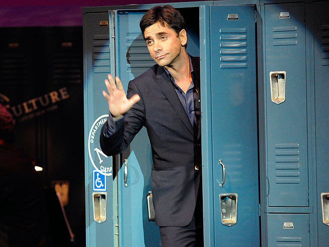 LOCKED OUT photo | John Stamos